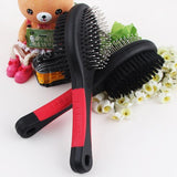 Double Faced Pet Brush Grooming Tool Brushes Pet Clever