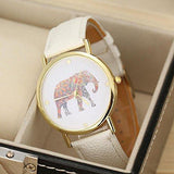 Elephant Design Analog Quartz Wrist Watch Other Pets Design Accessories Pet Clever