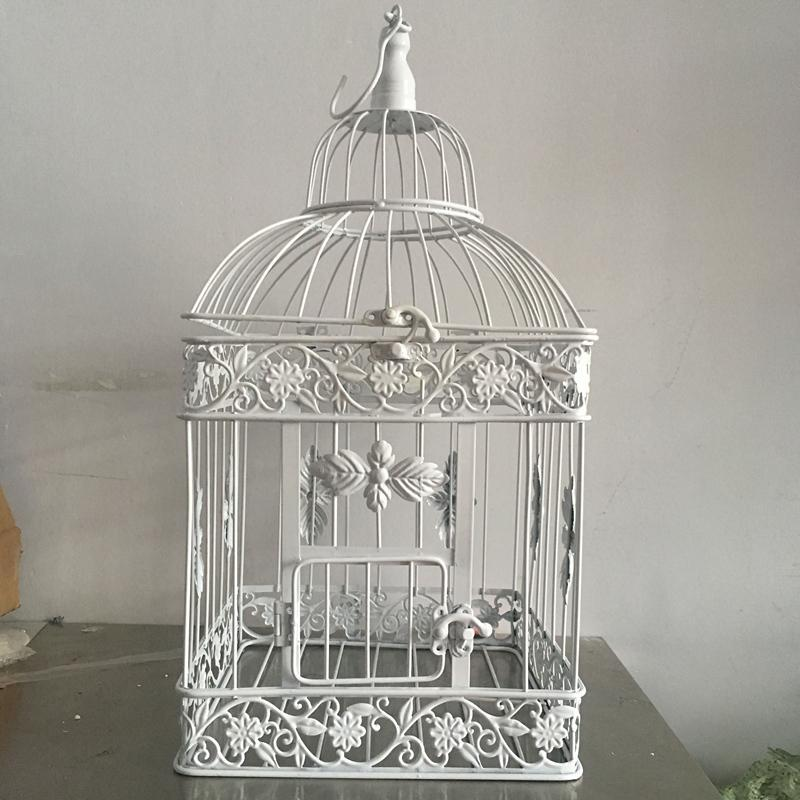 European Decorative Style Bird Cage Bird Cages Pet Clever