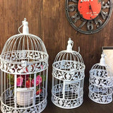 European Style Decorative Bird Window Cage Bird Cages Pet Clever