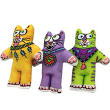 Fat Cat With Catnip Toy Cat Toys Pet Clever