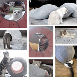Foldable Pet Cave Dog Beds & Blankets Pet Clever