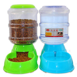 Food Bowl and Water Dispenser for 3.5L / 118.35oz