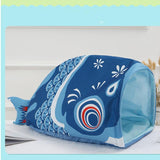 Funny Fish-Type Pet Nest Dog Beds & Blankets Pet Clever