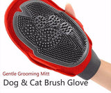 Fur Grooming Glove Comb Brush for Pet Cat Care & Grooming Pet Clever