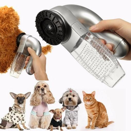 Hair Fur Remover and Grooming Brush Comb Vacuum Cleaner Cat Care & Grooming Pet Clever