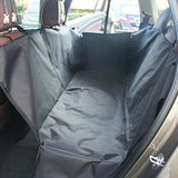 Hammock Car Seat & Carrier For Any Sized Pets Dog Carrier & Travel Pet Clever Black
