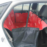 Hammock Car Seat & Carrier For Any Sized Pets Dog Carrier & Travel Pet Clever Red