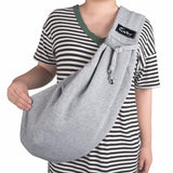 Hands-Free Reversible Sling Bag Pet Carrier Cat Carriers Pet Clever