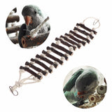 Hanging Flexible Rope Bridge Ladder Bird Toy Bird Ladder Pet Clever