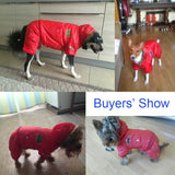 Hot Winter Warm Thick Apparel Dog Clothing Pet Clever