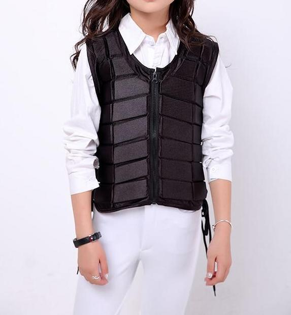 Kids Safety Equestrian Horse Riding Vest Horse Riding Body Protector Pet Clever