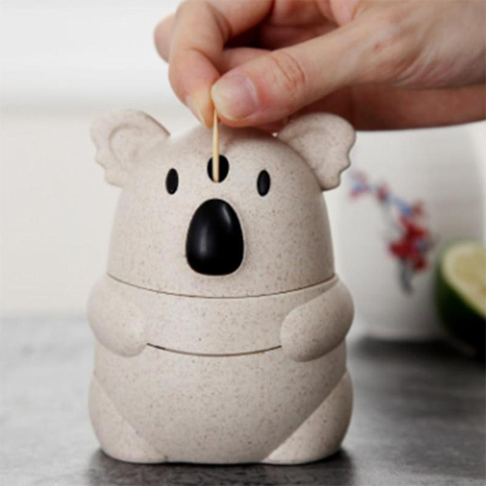 Koala Toothpick Holder Box Other Pets Design Accessories Pet Clever