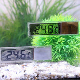 LCD 3D Digital Display Aquarium Thermometer Aquarium Thermometer Pet Clever