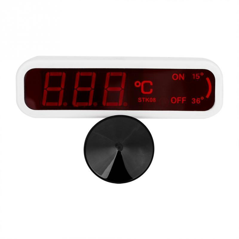 Led Digital Aquarium Thermometer Aquarium Thermometer Pet Clever