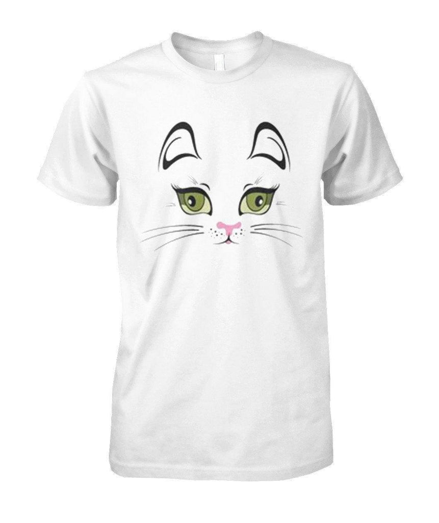 "Limited Edition ""Cute Cat"" Shirt Apparel ViralStyle White S"