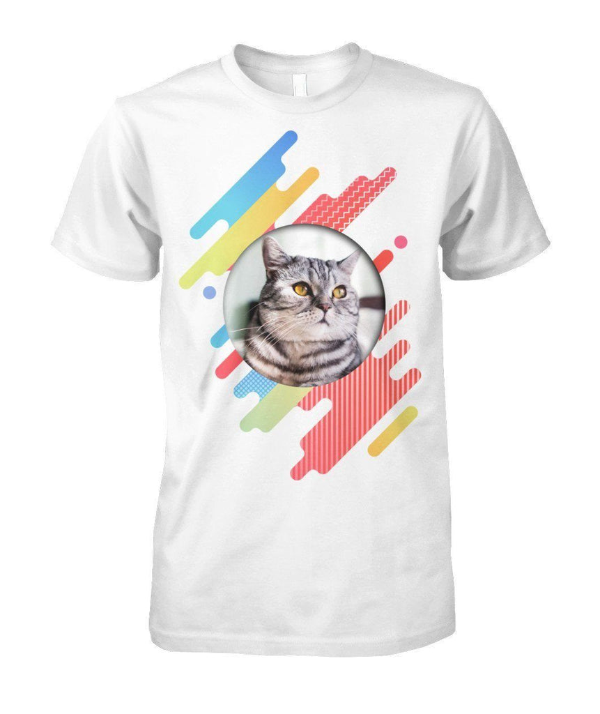 "Limited Edition ""Modern Cat"" Shirt Apparel ViralStyle White S"