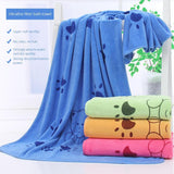 Microfiber Strong Absorbing Pet Towel Towels Pet Clever