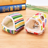 Mini Hamster House Hamster Pet Clever