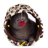 Mini Ultra Leopard Style Tunnel For Cat Cat Toys Pet Clever