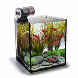 Moisture-proof Automatic Fish Feeder Fish Feeder Pet Clever