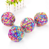Multi-Color Cat Scratch Ball Cat Toys Pet Clever