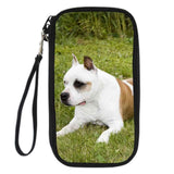 Multi-functional Long Wallet Purse Dog Pet Clever