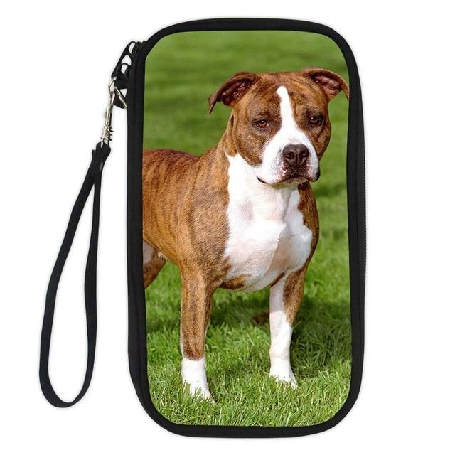 Multi-functional Long Wallet Purse Dog Pet Clever 1