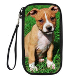 Multi-functional Long Wallet Purse Dog Pet Clever 3