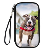 Multi-functional Long Wallet Purse Dog Pet Clever 20