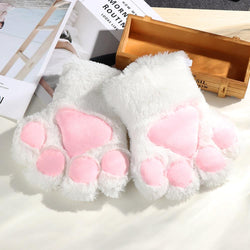 Paw Claw Warm Gloves