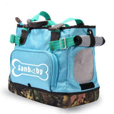 Pet Carrier Portable Shoulder Bag Dog Carrier & Travel Pet Clever blue