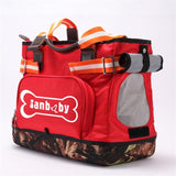 Pet Carrier Portable Shoulder Bag Dog Carrier & Travel Pet Clever red