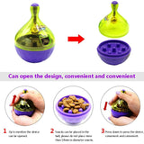 Pet Clever Interactive Cat IQ Treat Ball Toy Cat Toys Pet Clever