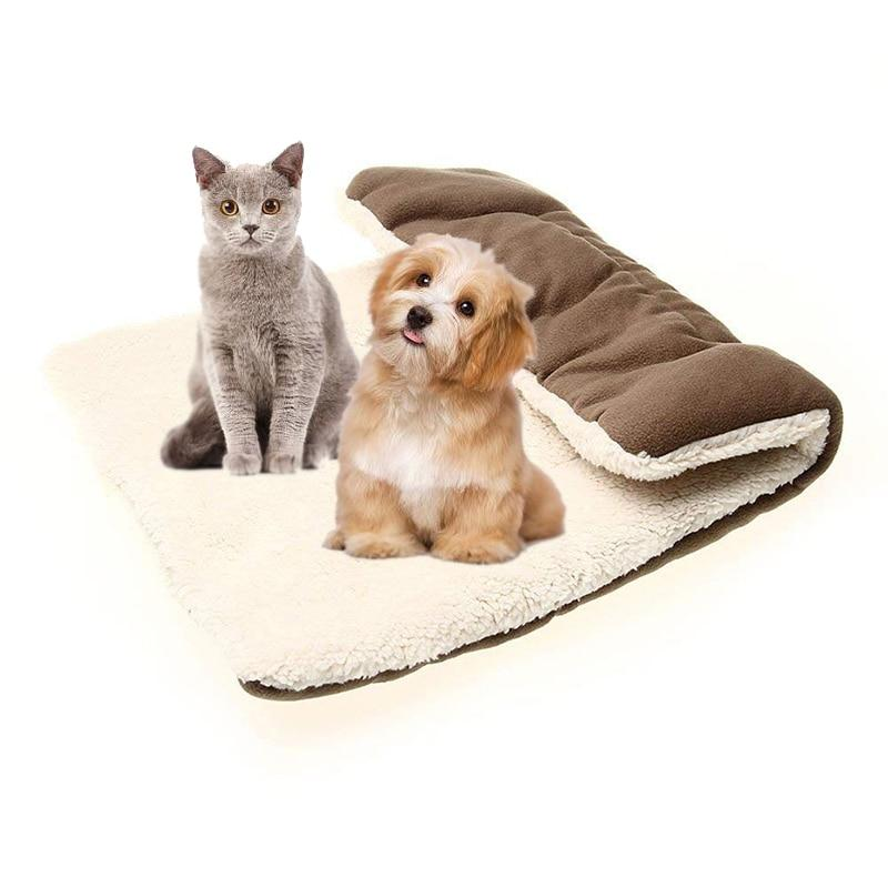 Pet Cotton Blanket Dog Beds & Blankets Pet Clever