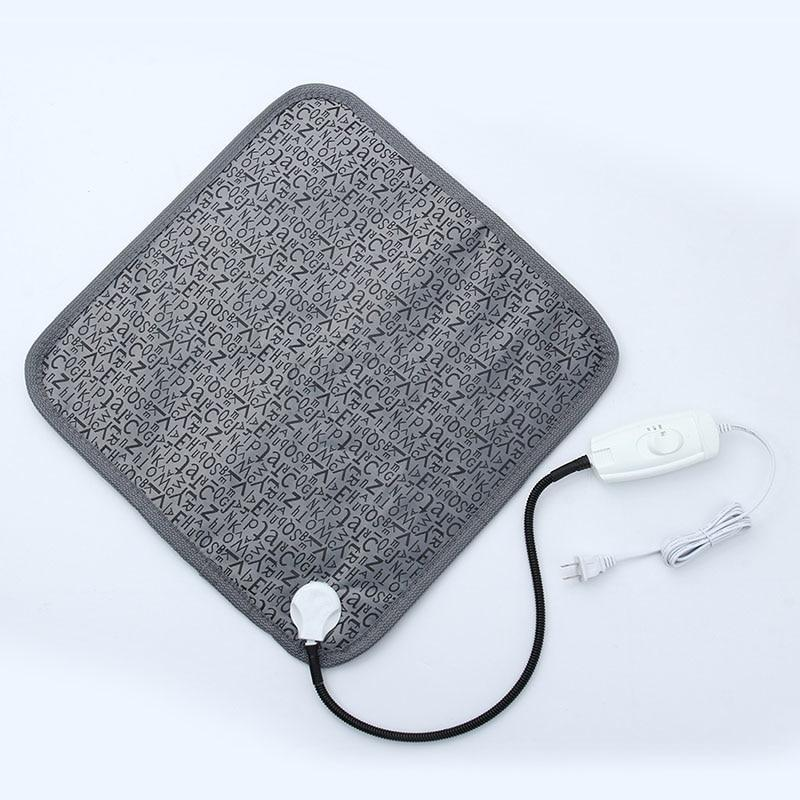 Pet Electric Warming Mat with Chew Resistant Cord Blankets & Heat Mats Pet Clever Letter S