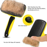 Pet Grooming Brush Brushes Pet Clever