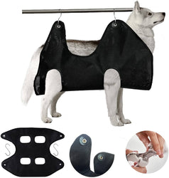 Pet Grooming Hammock for Dog Nail Clipping Assistant Restraint Belt