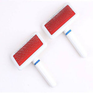 Pet Hair Grooming Slicker Comb Cat Care & Grooming Pet Clever
