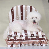 Pet Luxurious Sofa Bed Dog Houses Pet Clever