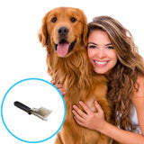 Pet Open Knot Comb Dematting Tool Comb Pet Clever