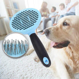 Pet Shedding Fur Brush Grooming Tool Brushes Pet Clever