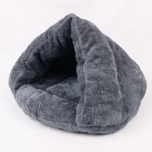 Pet Thickened Nest Bag Dog Beds & Baskets Pet Clever grey S