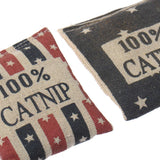 Pillow Styled Catnip Toy Bags Cat Care & Grooming Pet Clever