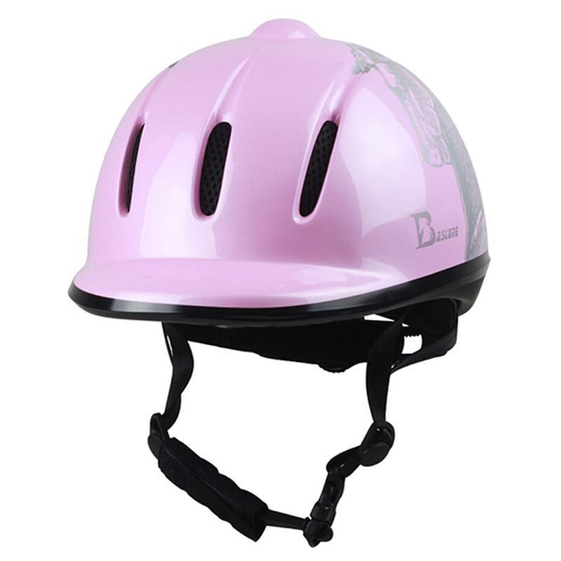 Portable Equestrian Helmet Horse Riding Helmet Pet Clever