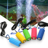 Portable Mini USB Aquarium Fish Tank Oxygen Air Pump Pumping Oxygen Pet Clever