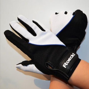 Professional Anti-Slip Random Color Horse Riding Gloves Horse Riding Gloves Pet Clever