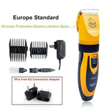Professional Pet Hair Rechargeable Trimmer Haircut Pet Clever EU