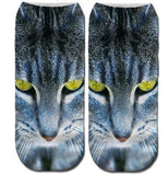 Purrfect Cat Ankle Socks Cat Design Accessories Pet Clever 23