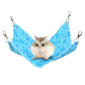 Rabbit Cage Sleeping Hammock Rabbits Pet Clever